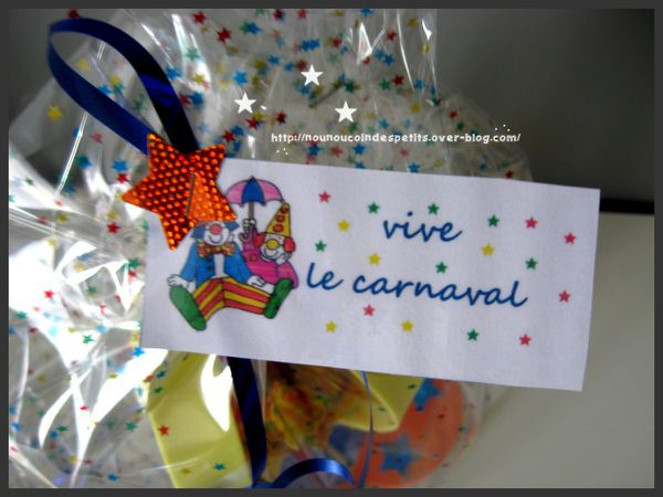 .. Carnaval .. &quot&#x3B; pot a bonbons clown &quot&#x3B;