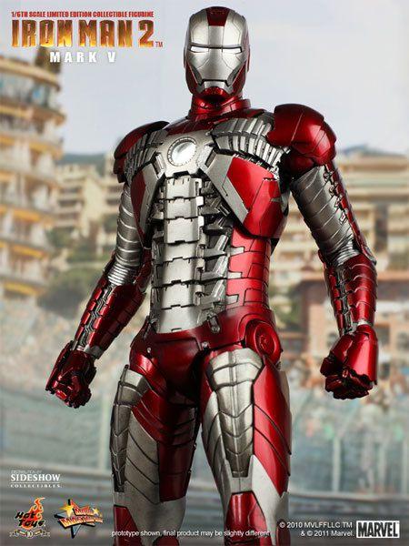 Iron-Man MK5