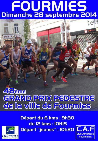 GRAND PRIX PEDESTRE DE FOURMIES