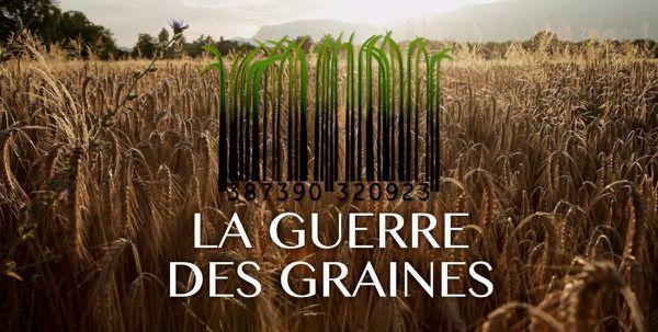 Documentaire - La guerre des graines