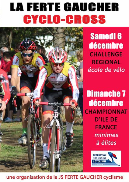 Championnat Ile de France de Cyclo cross