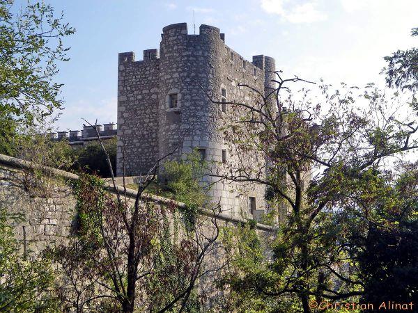 Le fort de la Bastille à Grenoble