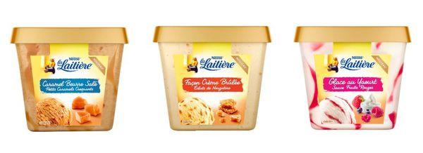 [Cadeau] Des glaces La Laitière pour faire venir l'été!