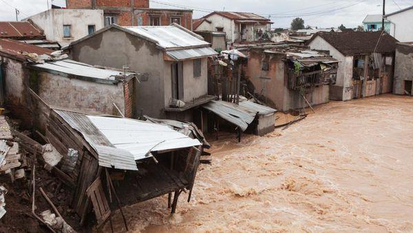 Madagascar: un des pays les plus vulnérables au changement climatique