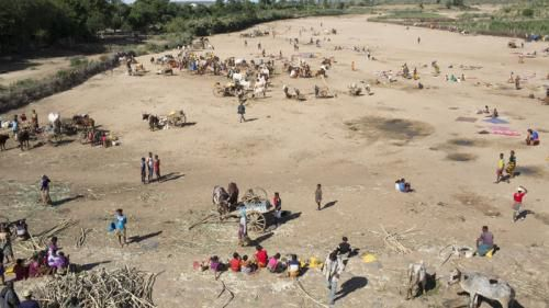 El Niño plonge le sud de Madagascar dans la famine