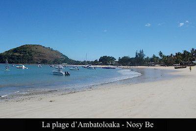 Ile Sainte Marie et Nosy Be - Des destinations parmi les plus populaires au monde