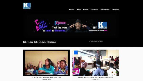 A Madagascar, du rap pour réviser le Bac