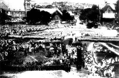 Notes du passé: Le roi sakalava Andriantsoly s'installe à Mayotte