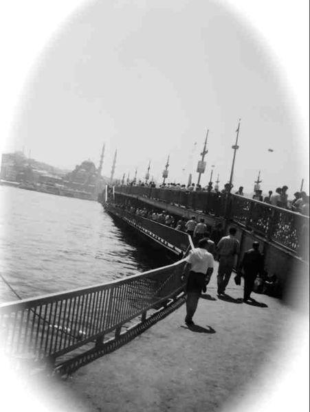 Souvenirs d'Istanbul - J'écoute Istanbul - Orhan Véli