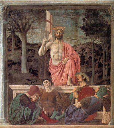 Piero Della Francesca 1420-1492 - Chefs-d'oeuvre