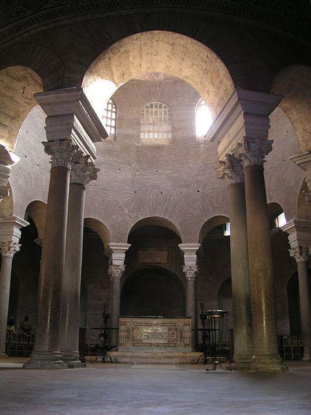 Mausolée de Santa Constanza - Rome