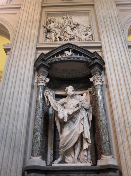 Rome - La Basilique - Saint-Jean-de-Latran