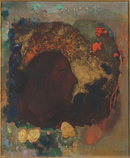 Portrait de Paul Gauguin -1906-1907
