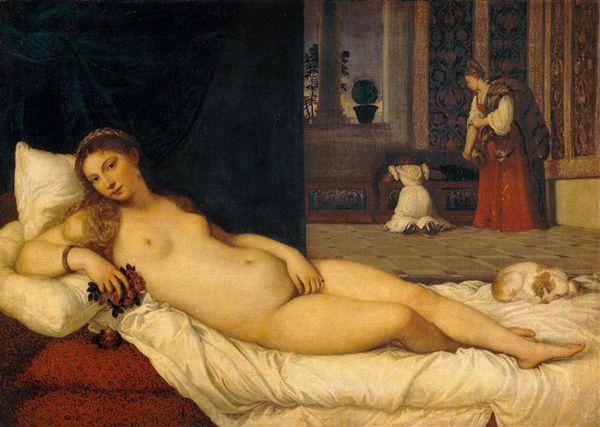 Titien  - Le peintre des princes - env. 1488-1576
