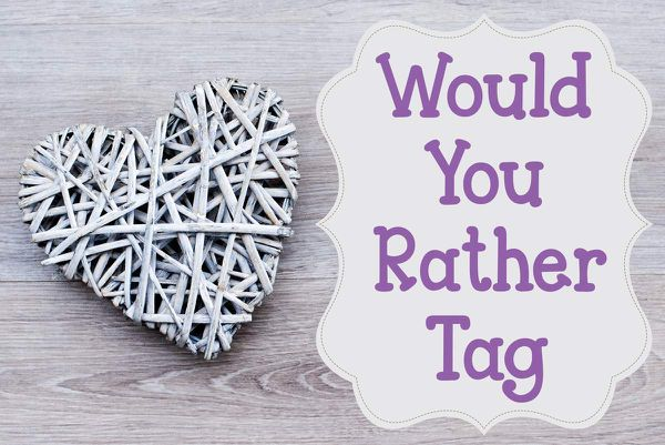 Tag: would you rather