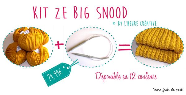 Un kit, un snood