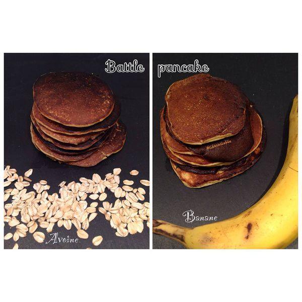 Battle pancake