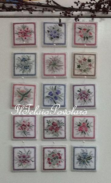 Parlando di primavera, ... voilà fiori e colori per la nuova collezione di Renato Parolin
