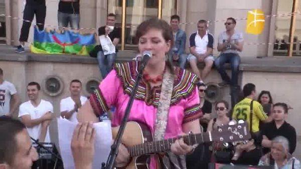 Uli Rohde, l'Allemande qui chante en kabyle