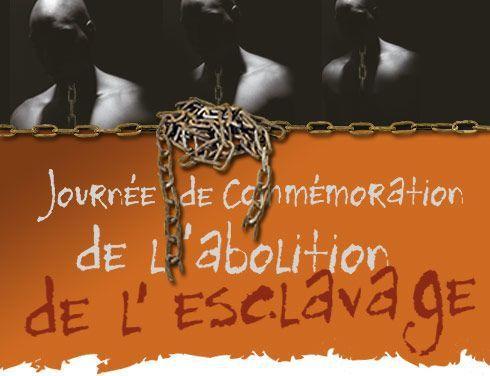 Commémoration de l'abolition de l'esclavage et après ?!