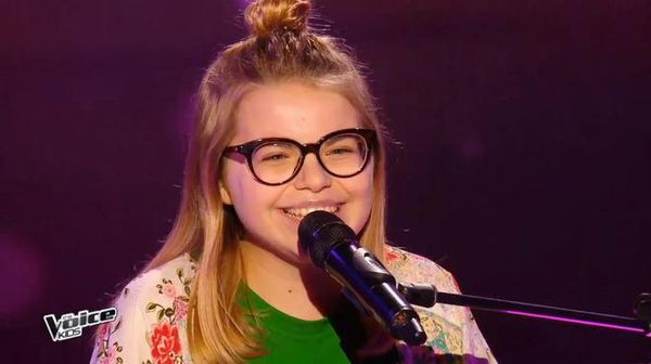 "Agathe de ""THE VOICE KID'S"""