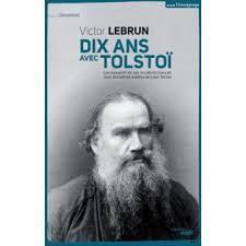 Sortie de 10 ans avec Tolstoï (2)