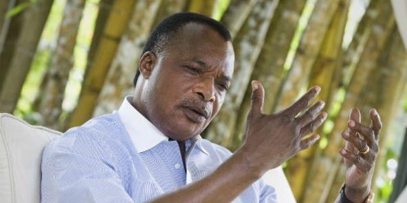 Denis Sassou Nguesso,