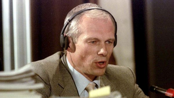 Janusz Walus, assassin du leader anti-apartheid Chris Hani