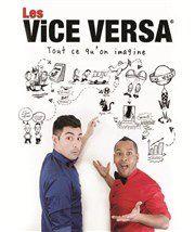 Festival d'Avignon, Spectacle #4: Tout ce qu'on imagine, les Vice Versa