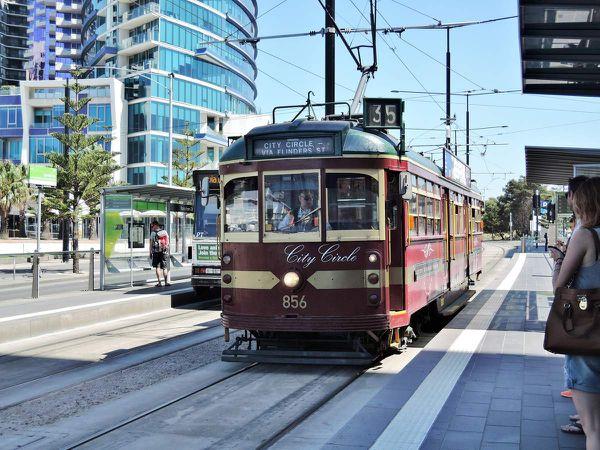 Melbourne en flanant .5.