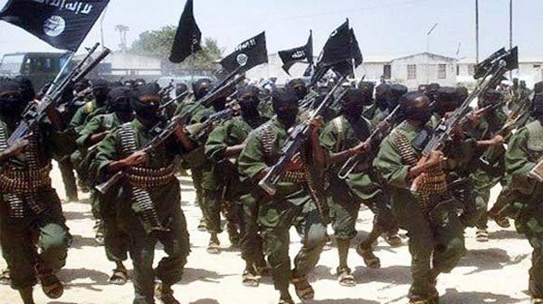 Des djihadistes de l'EI