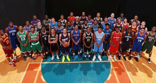 Des stars du NBA