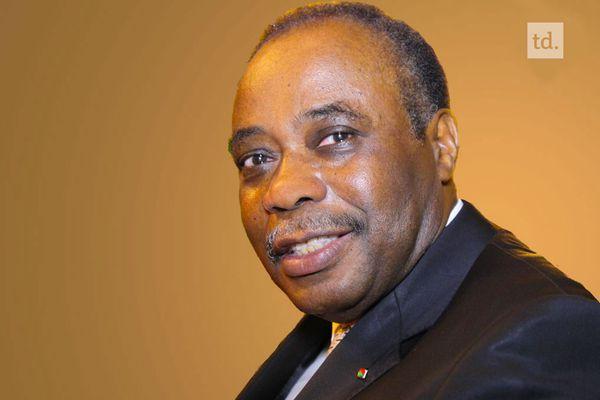 Eden Kodjo, envoyé spécial de l'UA à Kinshasa