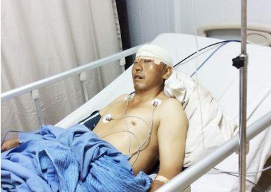 Hôpital du Cinquantenaire de Kisangani sauve trois chinois