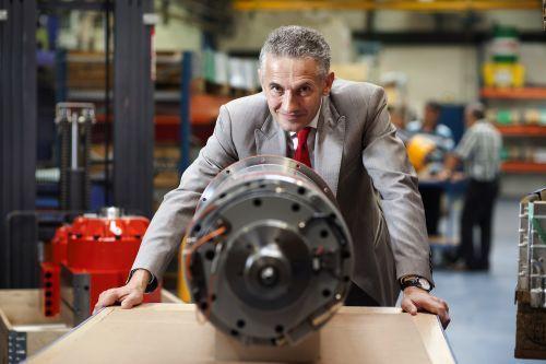 """Bruno Grandjean est vice-président de la Fim (fédération des industries mécaniques) en charge du projet """"industrie du futur""""."""
