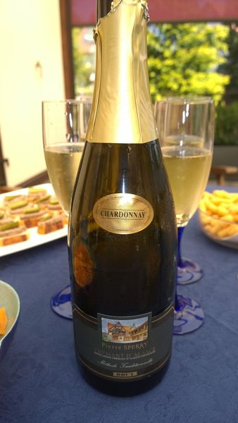 Crémant Brut Sperry