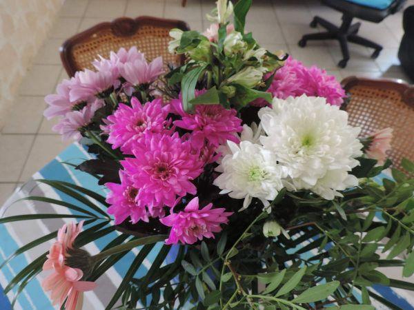 Bouquets d'anniversaire
