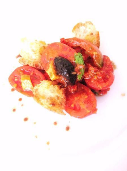 Insalata di pomodori...