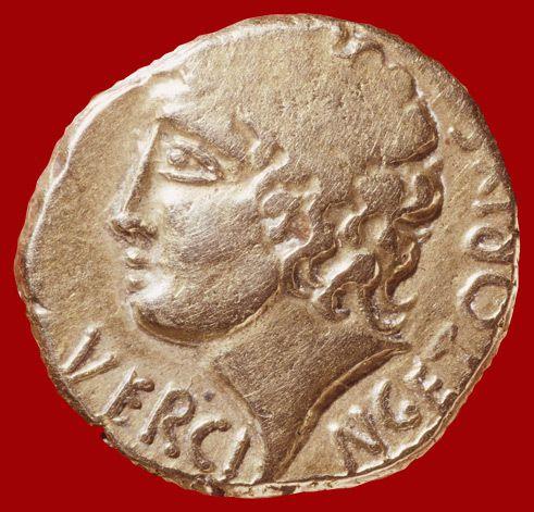 Les monnaies à la légende VERCINGETORIX