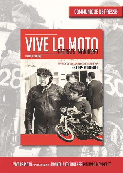 Nouvelle édition de «Vive la Moto»