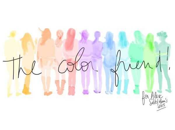 The color friend