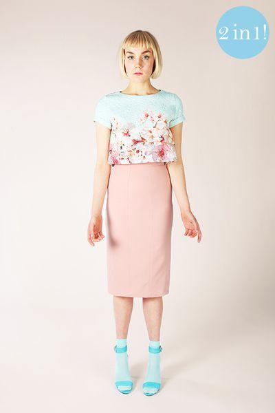 Crop top Inari de Named Clothing