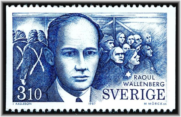 Raoul Wallenberg (1912 - ?)