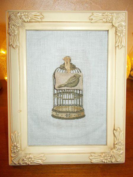 La Cage d'Eglantine