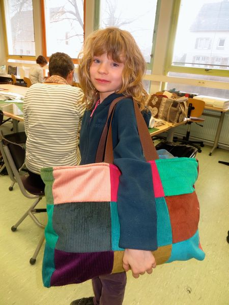 sac en patchwork