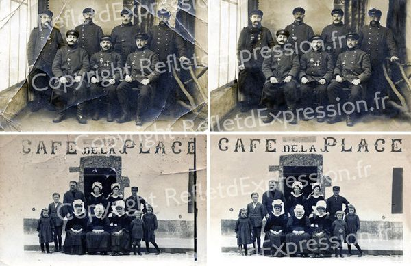 Restauration de photos anciennes