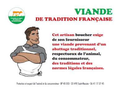 LES FRANCAIS NE VEULENT PLUS &quot&#x3B;BOUFFER &quot&#x3B; DE LA VIANDE HALAL OU CACHER SANS ETRE INFORMES !