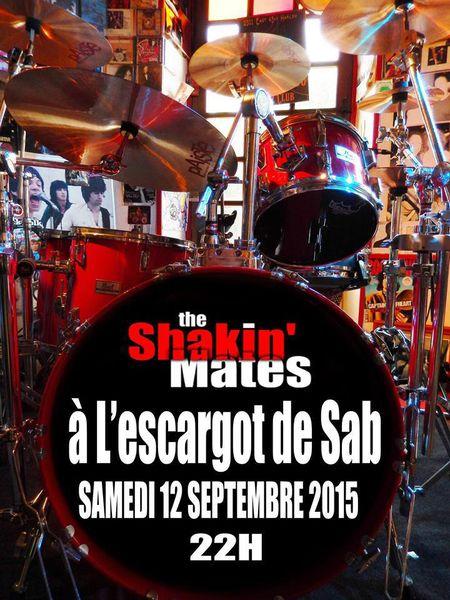 Le Concert du 12/09/2015 à L'Escargot De Sab (89/Joigny)