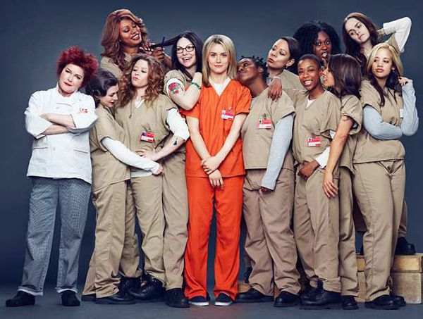 Ma série de l'été 2016 : Orange in the New Black !