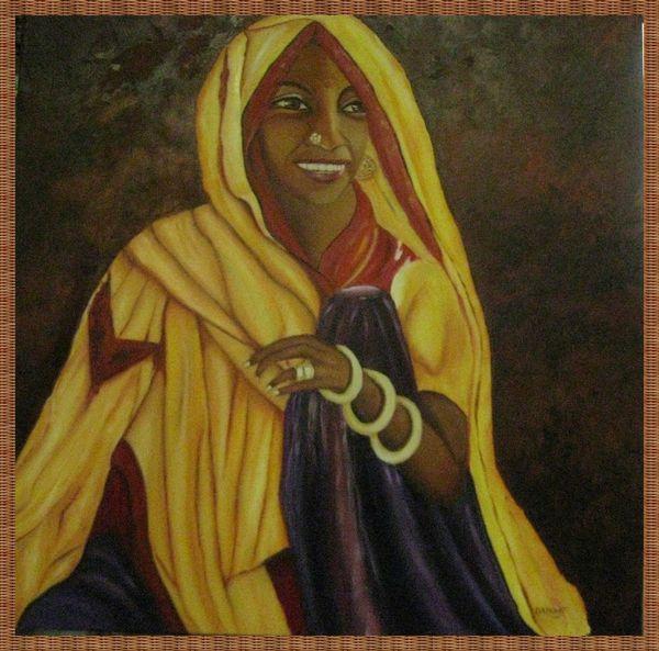 Femme-hindou
